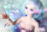 Loong soul doll - Siren - Celia Limited(60sets)