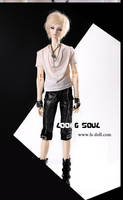 Loong soul doll - Fox - QingLi Limited(80sets) by LoongSoul