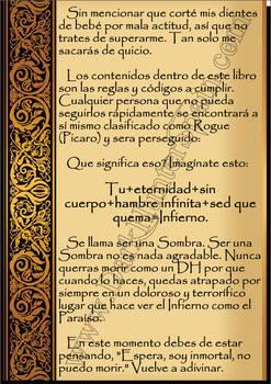 Pag 4 Carta Bienvenida de Aqueron Parthenopaeus