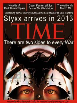 Fan Art: Styxx in cover Time magazine