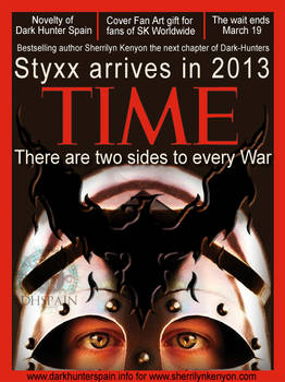 Fan Art: Styxx in cover Time magazine