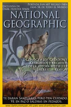 Fan Art: Los Were Hunters en National Geographic