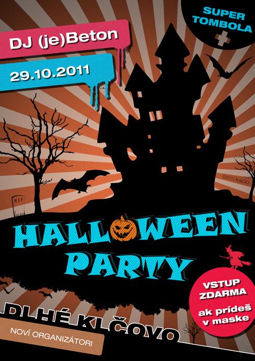 halloween party by ScyterTom
