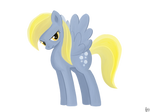 [My Little Pony] Serious Derpy Hooves