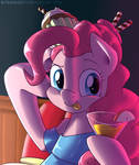 [My Little Pony] Pinkie Pie goes to the Bar