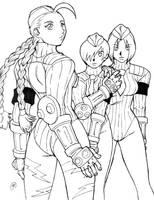 Agents of Shadowloo by randymonki