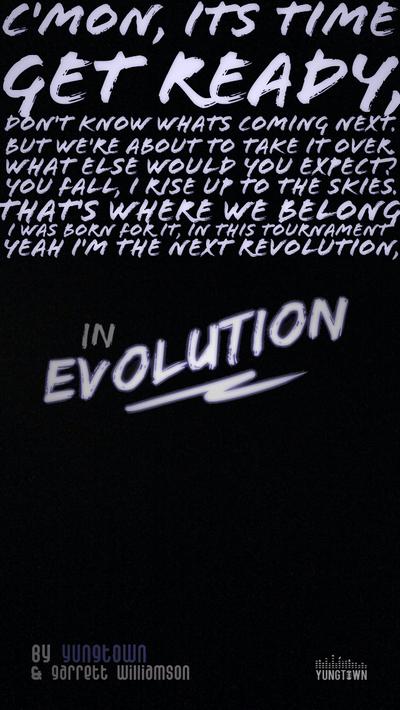 In Evolution IPod IPhone 5 S C Wallpaper By Vregier8