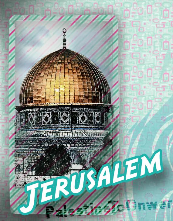 Jerusalem by PalestineToOwner