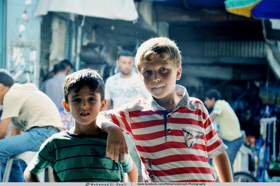 Children Palestiniain by PalestineToOwner