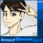 HappyZhoumiDay by Nicolca94