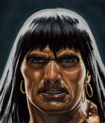 Bob Larkin's Conan Masthead