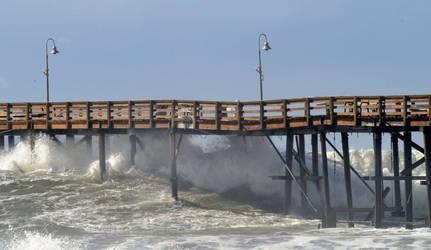 Anouk-govil-wooden-pier by anoukgovil
