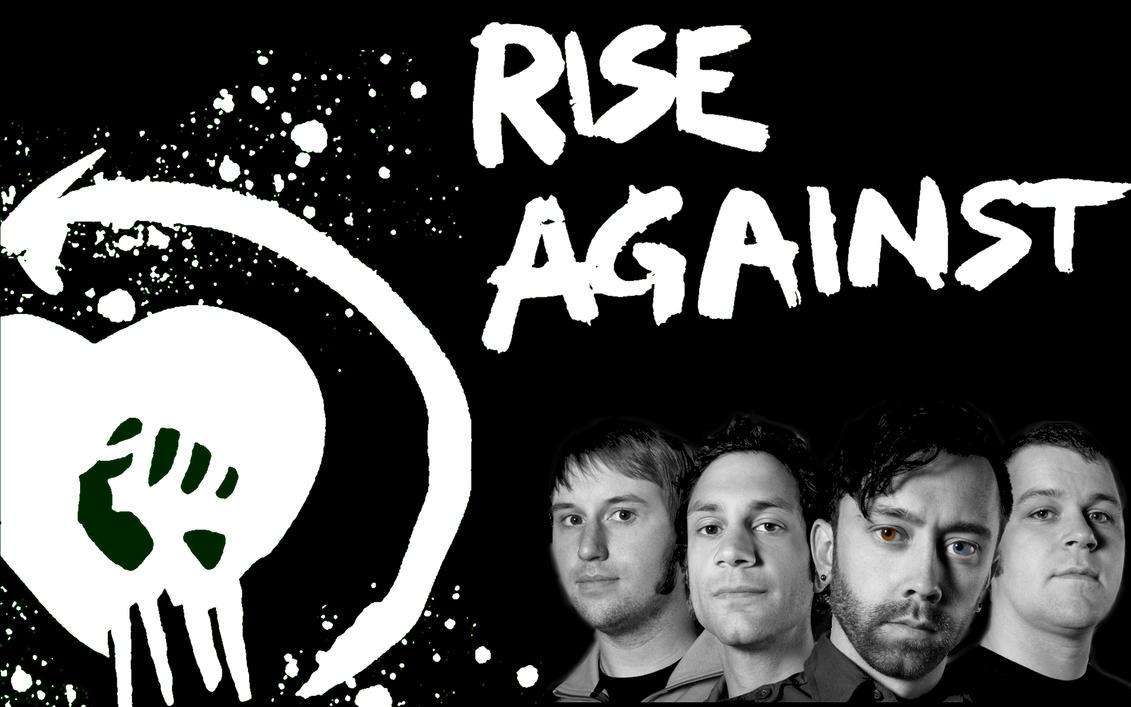 Rise Against Wallpaper By Byndinsnty
