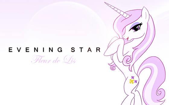 Evening Star - Fleur de Lis
