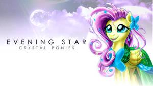 Evening Star - Crystal Ponies by PonyEveningStar