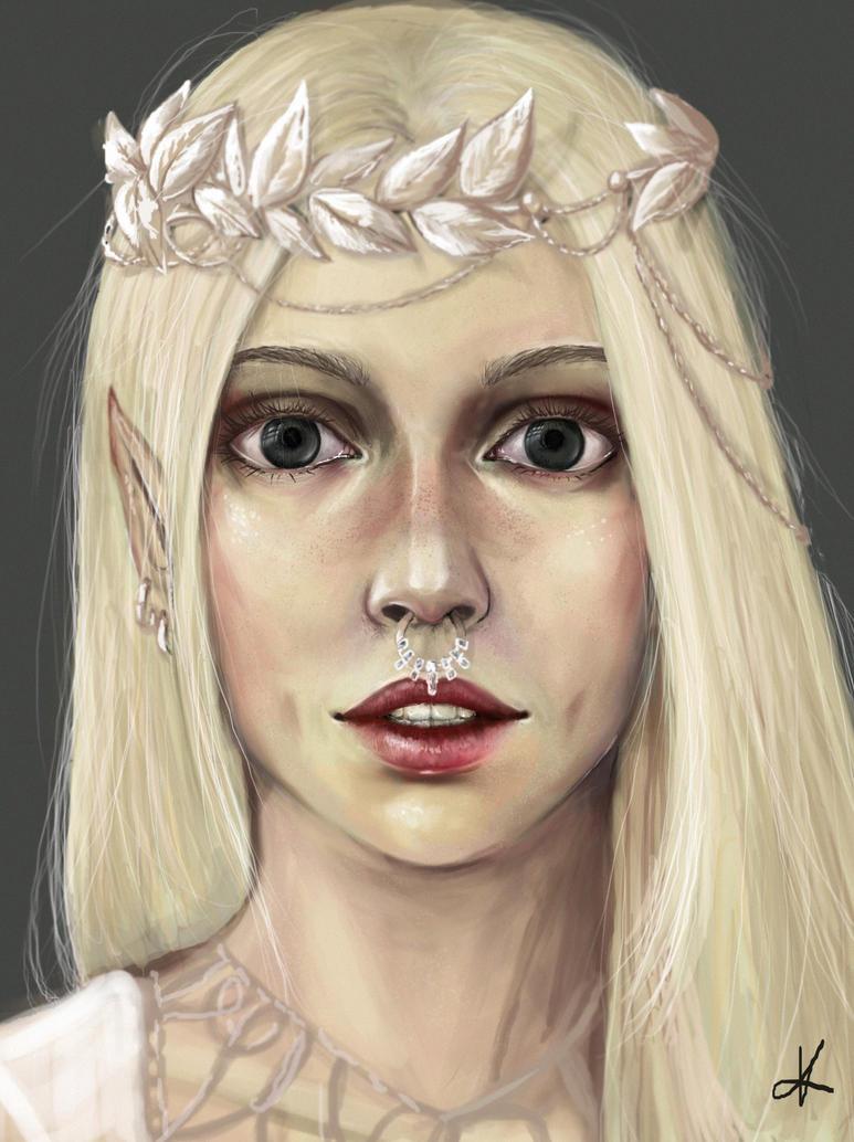 princess by Ramona00