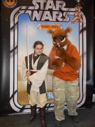Supanova 2015 Squirrel With A Jedi Cosplay 1
