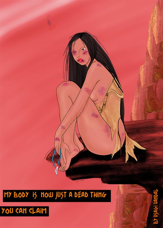Pocahontas by UsagiVandal