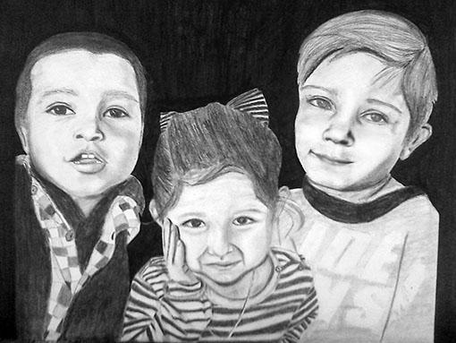 Kids by UsagiVandal