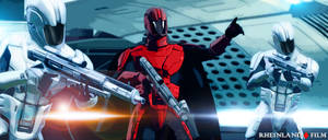 Sith Troopers onboard the Endar Spire