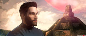 Kyle Katarn at Yavin IV