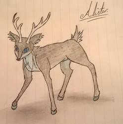 Alistair, Deer.