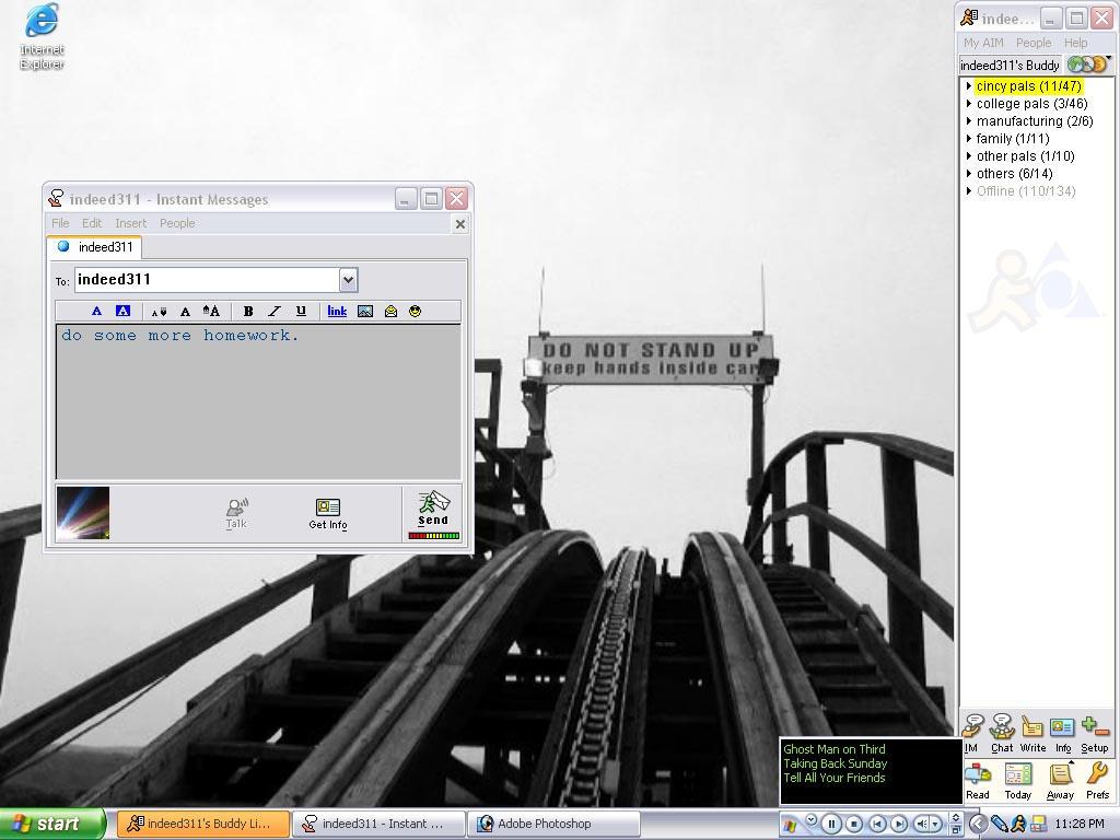 Coaster Desktop