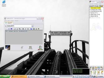 Coaster Desktop by indeed311