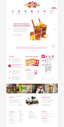 Franchise Website by creatticon