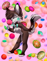 Commission- Candy by Rusty0