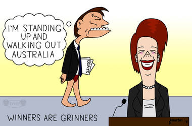 Winners are Grinners by dm-stealth