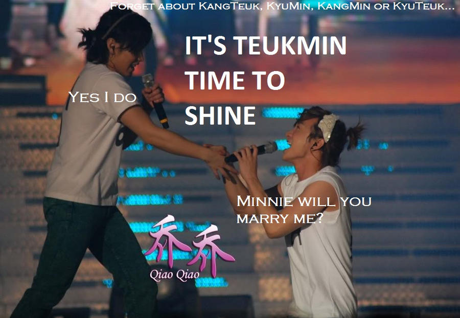 TeukMin Time To Shine by LaskmiSims