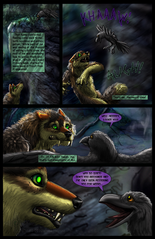 Eldritch changes 27 by nashoba hostina on deviantart - Eldritch wallpaper ...