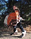 Harpy-Siren Hall Costume