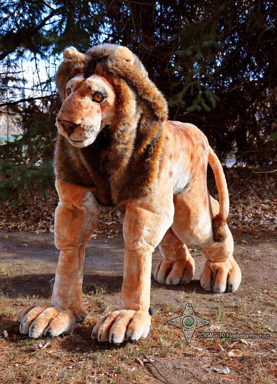 Nemean Lion Quadsuit By Nashobahostina