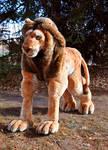Nemean Lion Quadsuit