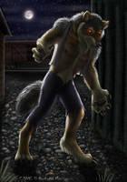 The Werewolf of Defiance by Nashoba-Hostina