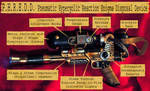 Steampunk Weapon: P.H.R.E.D.D.