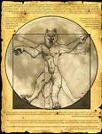 Vitruvain Lycanthrope