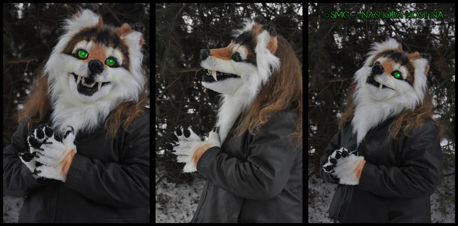 Realistic werewolf costume - photo#17