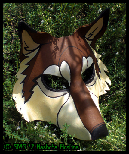 How to make a wolf mask apps directories