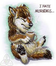 Wereflooph: Mornings