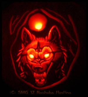 Lycanthrope Jack O' Lantern