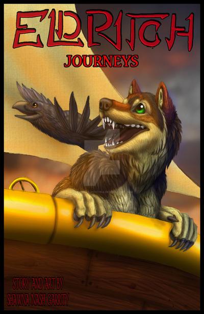 Eldritch Journeys Cover by Nashoba-Hostina