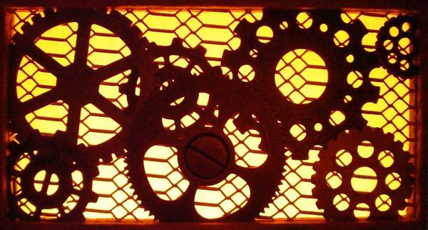 Gears by Nashoba-Hostina