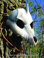 Wolf Skull Mask by Nashoba-Hostina
