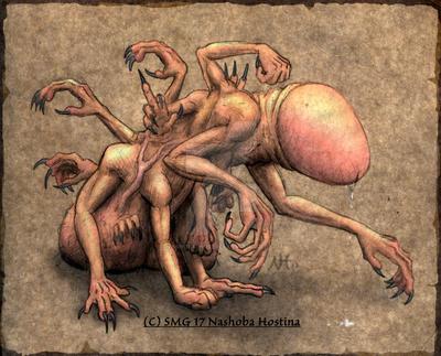 Freudian Abomination by Nashoba-Hostina