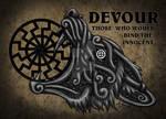 Devour the Black Sun by Nashoba-Hostina