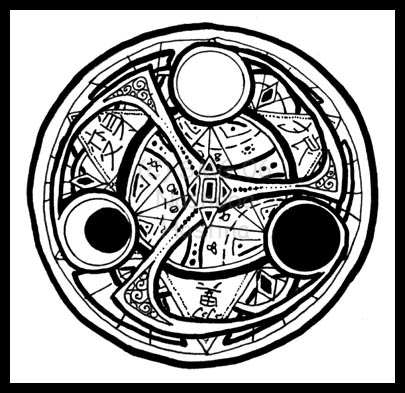 The gallery for --> Ancient Werewolf Symbols