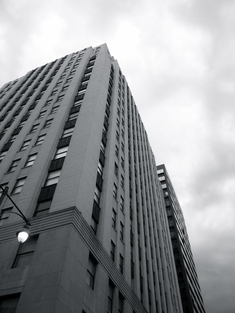 Skyscraper by TanyaMyth
